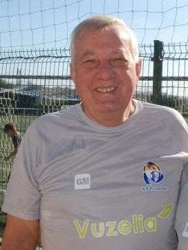 Gilbert Mathieu - Vice Secrétaire & Trésorier