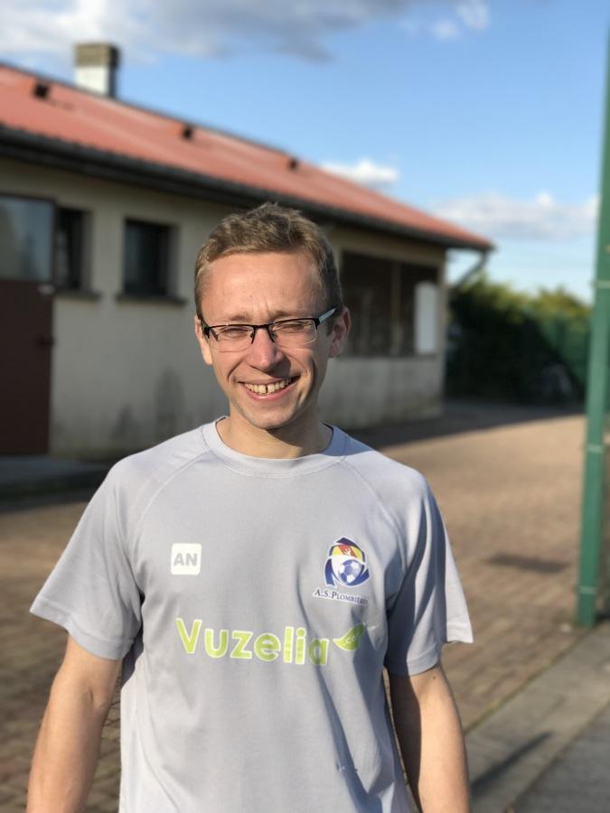Nicolas Antoine - Coach U18