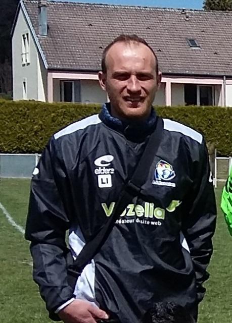 Igor Luzckow - Coach Equipe B - U9