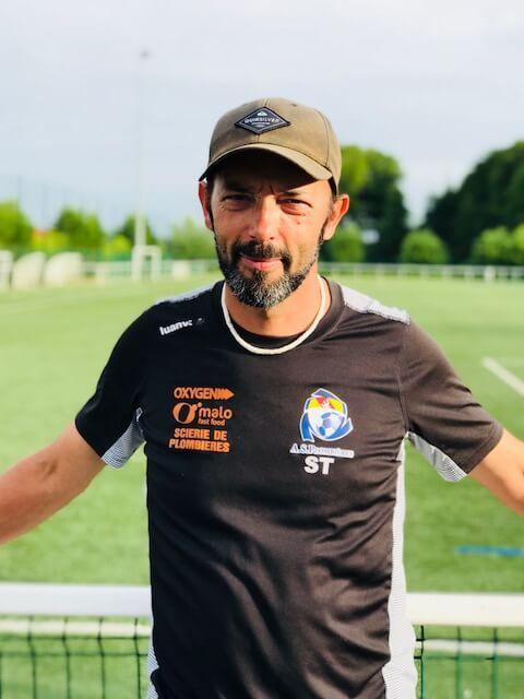 Sébastien Thiebaut - Responsable équipes jeunes