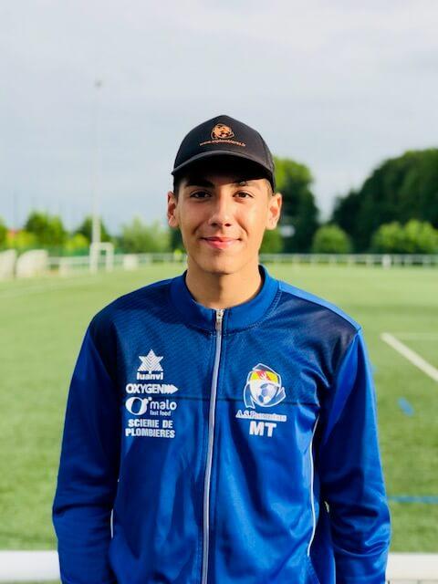 Maxime Thouvenot - Coach U7 - U9 - U11